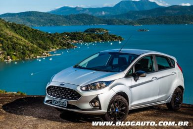 Ford Fiesta 2018 Ecoboost Style