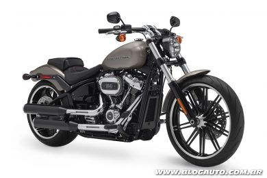 Harley-Davidson Breakout 114 2018