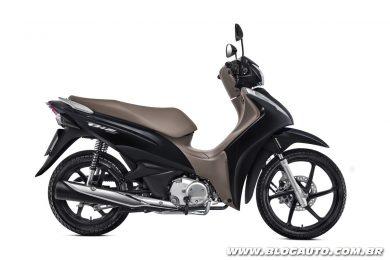 Honda Biz 125 2018