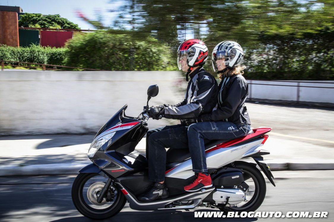 Honda PCX 150 Sport estreia como versão mais 'agressiva ...