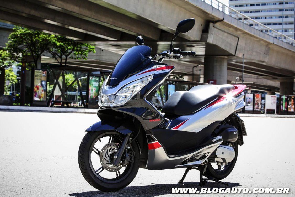 Honda PCX 150 Sport estreia como versão mais 'agressiva'