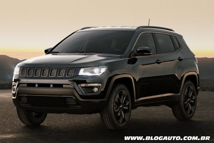 Jeep Compass Night Eagle 2018