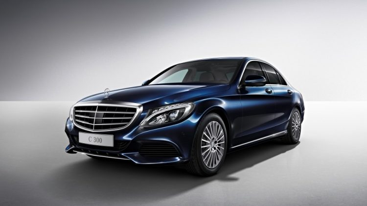 Mercedes-Benz C 300 Anniversary Limited Edition