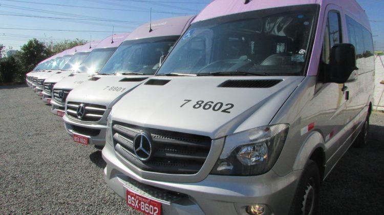 Mercedes-Benz Sprinter do programa Atende