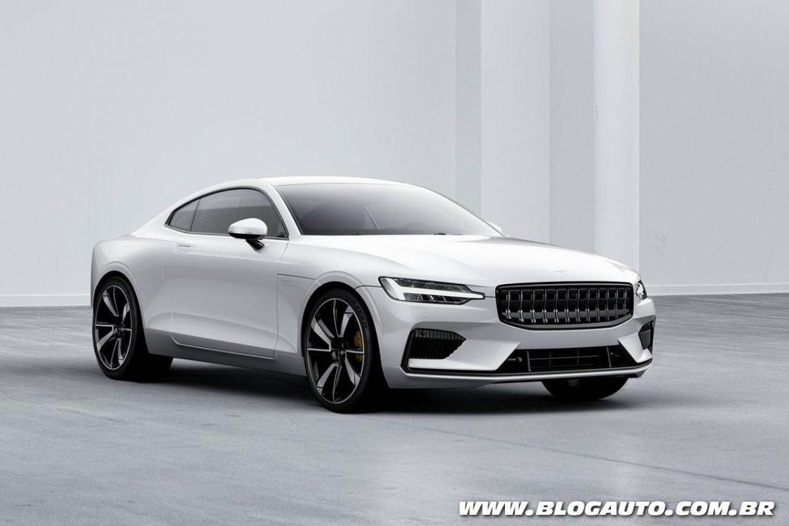 Volvo apresenta seu primeiro híbrido de performance