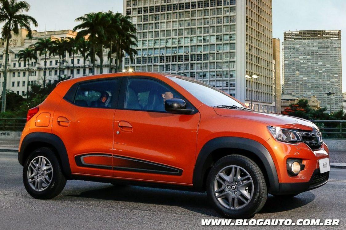 Renault deve lançar crossover baseado no Kwid em 2018