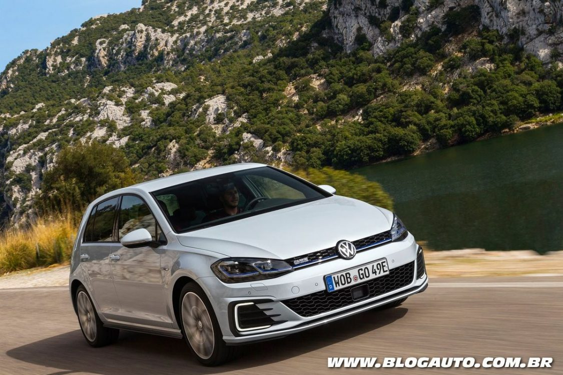 volkswagen e golf e golf gte s o confirmados para 2018 blogauto. Black Bedroom Furniture Sets. Home Design Ideas