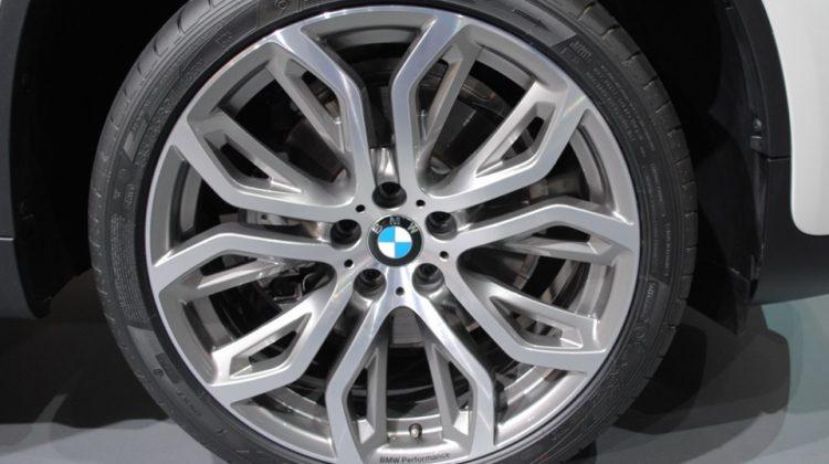 Rodas BMW X6 Performance