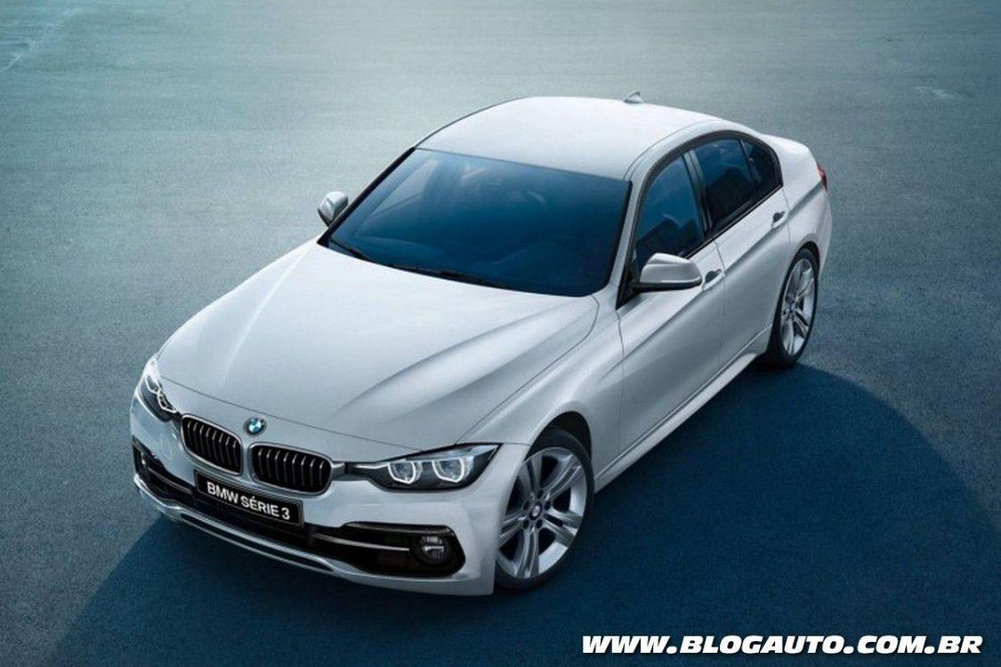 BMW Série 3 2018 estreia mais refinado por R$ 156.950