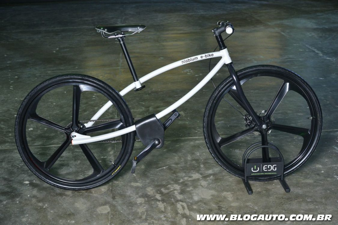 EDG lança nova Niobium e-Bike no Brasil