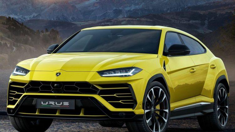 Lamborghini Urus 2019