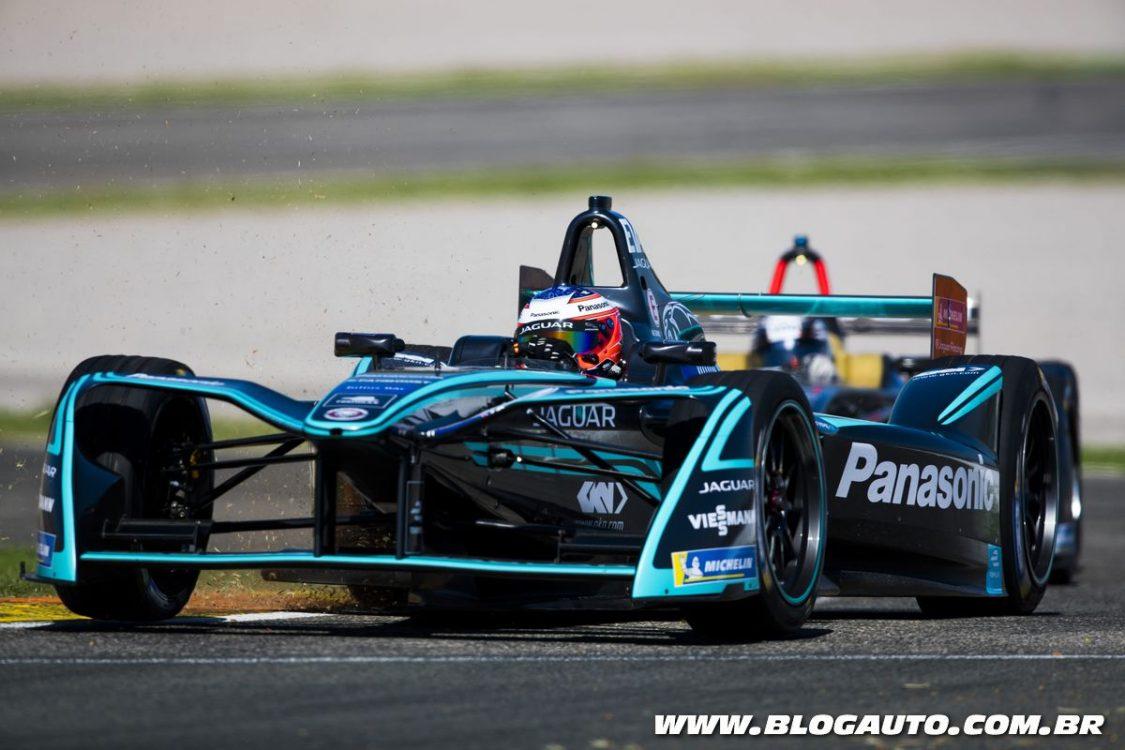 Fórmula E: Piquet estreia na Panasonic Jaguar Racing