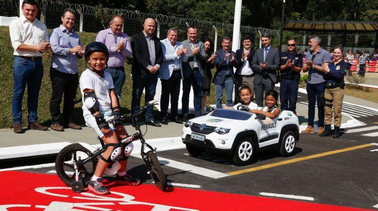 Programa O Trânsito e Eu da Renault