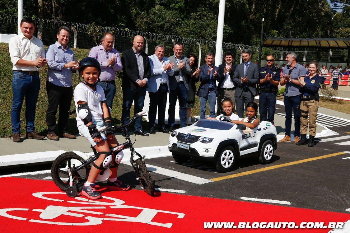 Renault renova programa de educação de trânsito para crianças