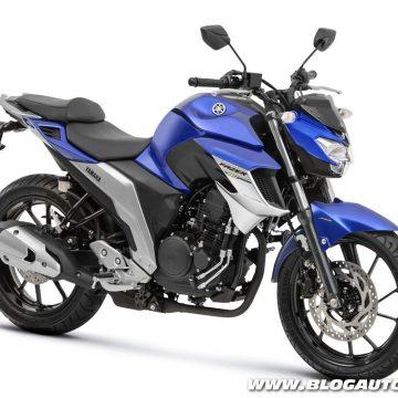 Yamaha Fazer 250 2018