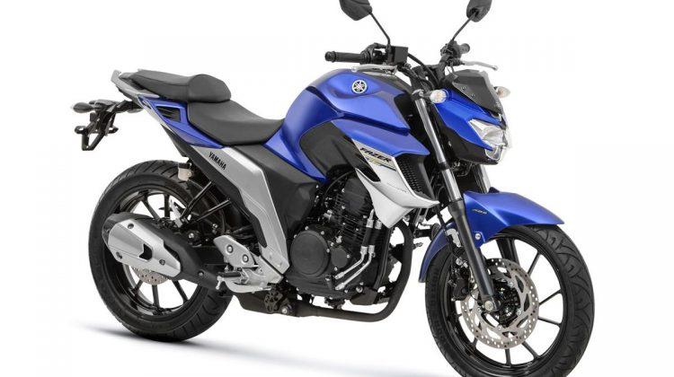 Yamaha Fazer 250 2018 foi um dos destaques entre as motos mais vendidas em janeiro