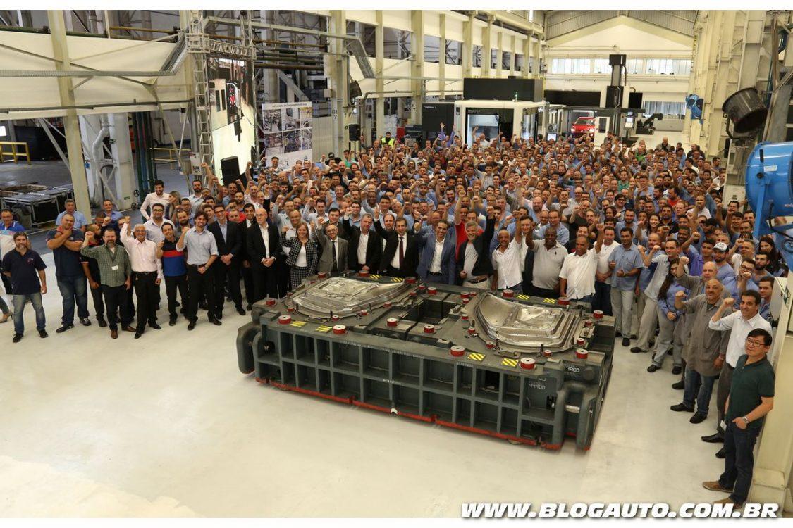 Volkswagen renova sua ferramentaria com R$ 30 milhões