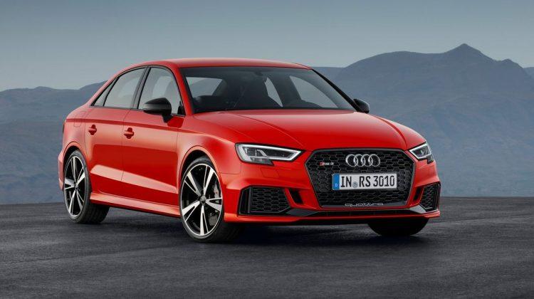 Audi RS3 2018 Sedan