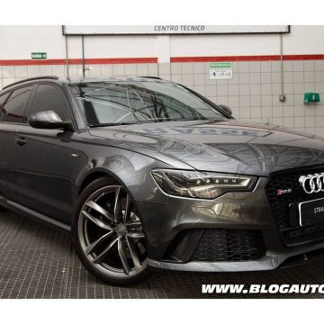 Audi RS6 Avant by Oettinger