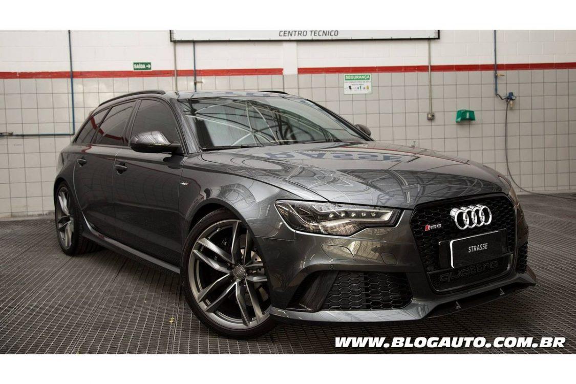 Audi ganha opção de preparação Oettinger no Brasil