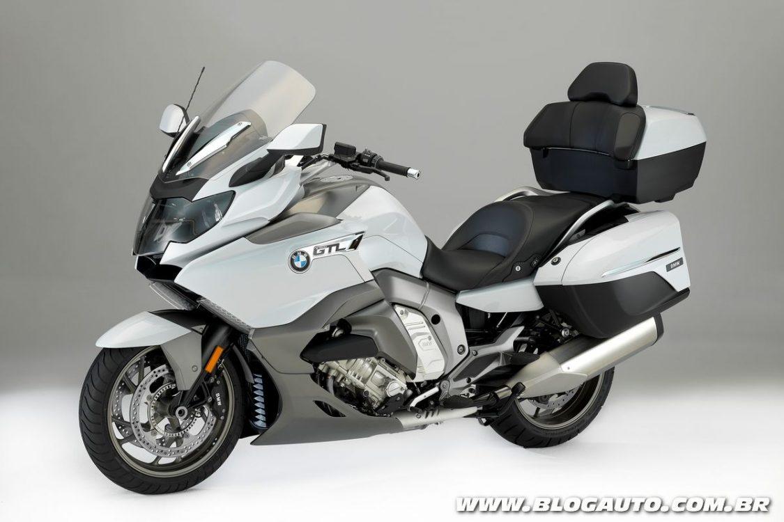 BMW K 1600 GTL chega renovada por R$ 135.900