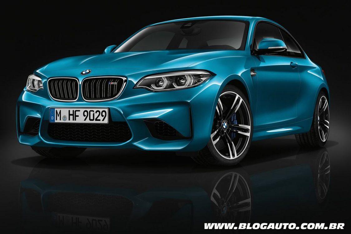 BMW M2 Coupé 2018 traz mais recursos por R$ 405 mil