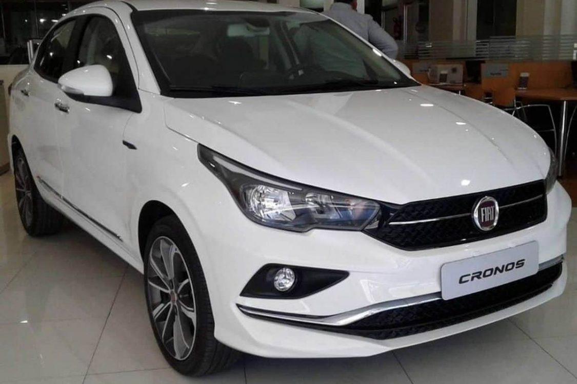 Fiat Cronos 2018 chega à Argentina por cerca de R$ 55 mil