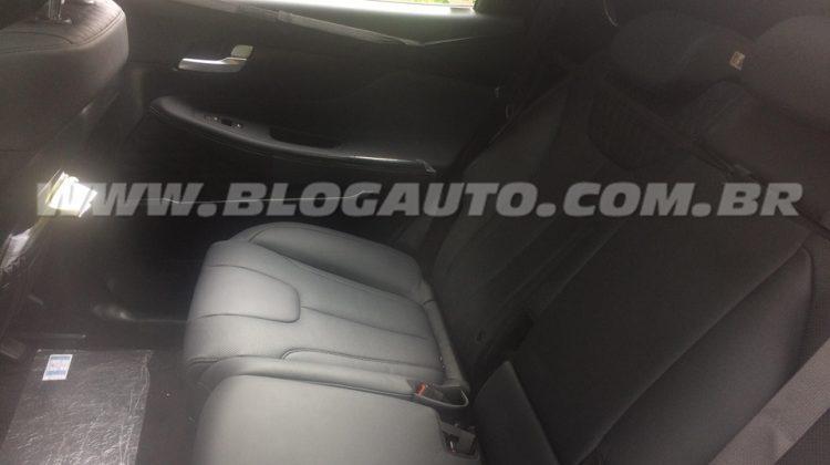 Flagra Hyundai Santa Fe 2019
