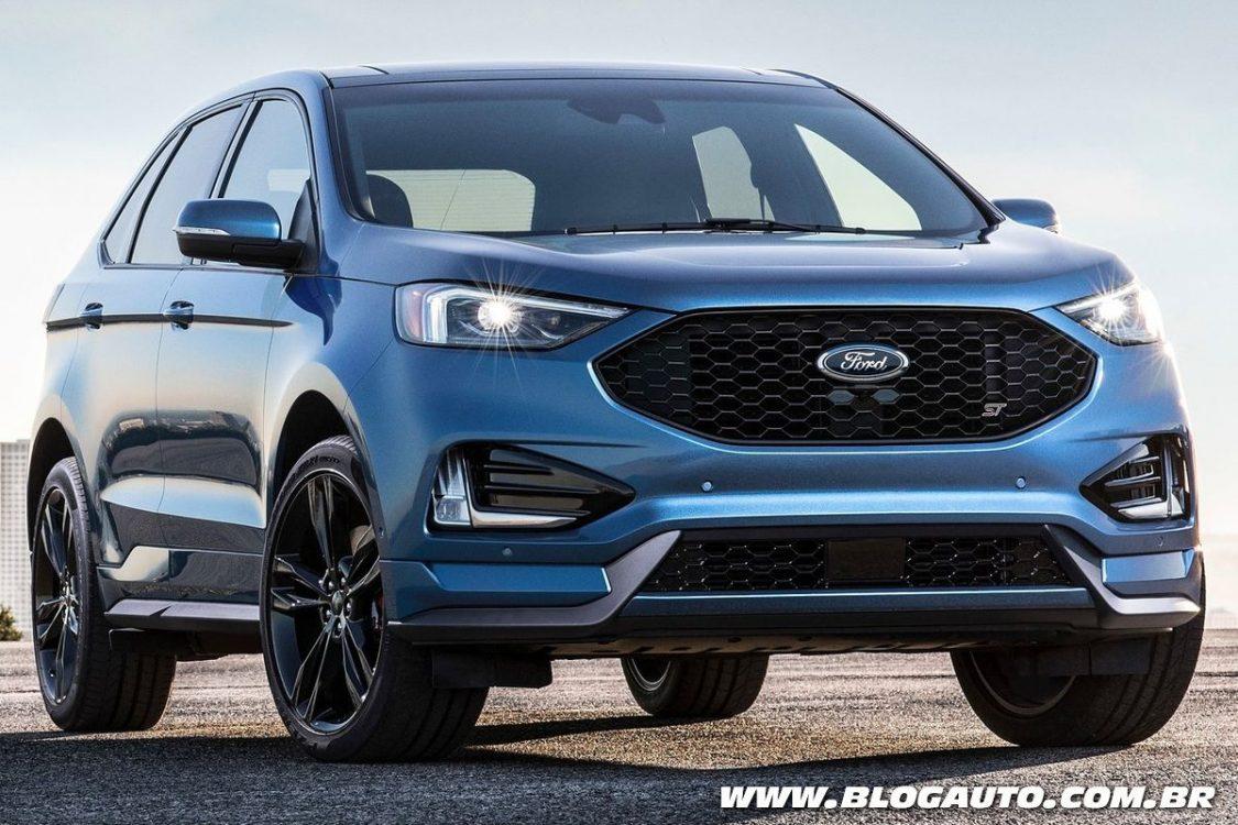 Ford leva boas novidades ao Salão de Detroit