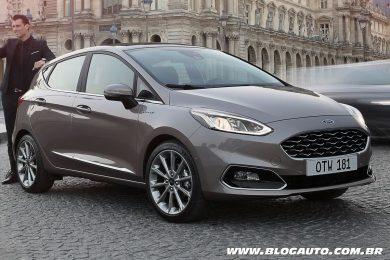 Ford Fiesta 2019 europeu