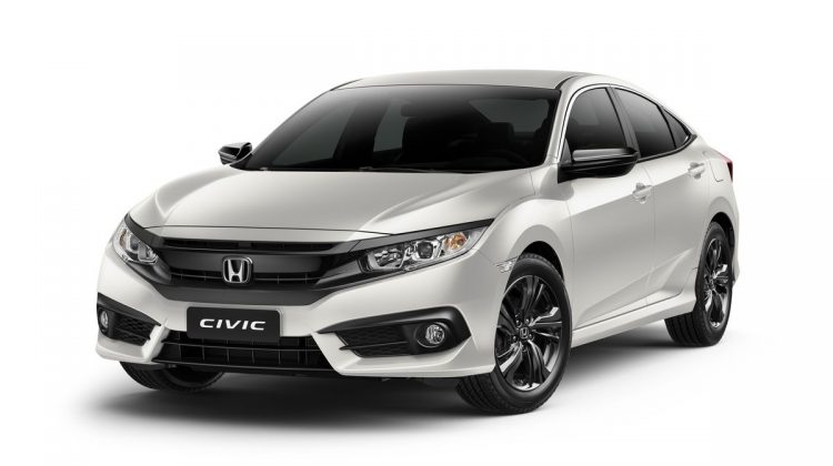 Honda Civic 2018 Sport