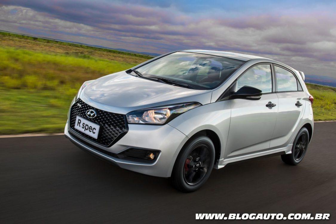 Hyundai HB20 R spec Limited é anunciado por R$ 64.990