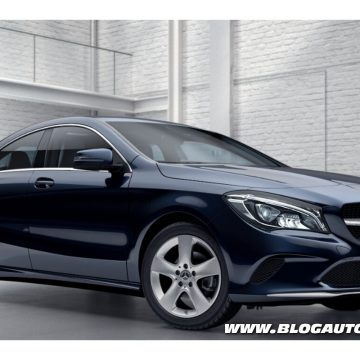 Mercedes-Benz CLA 180 2018