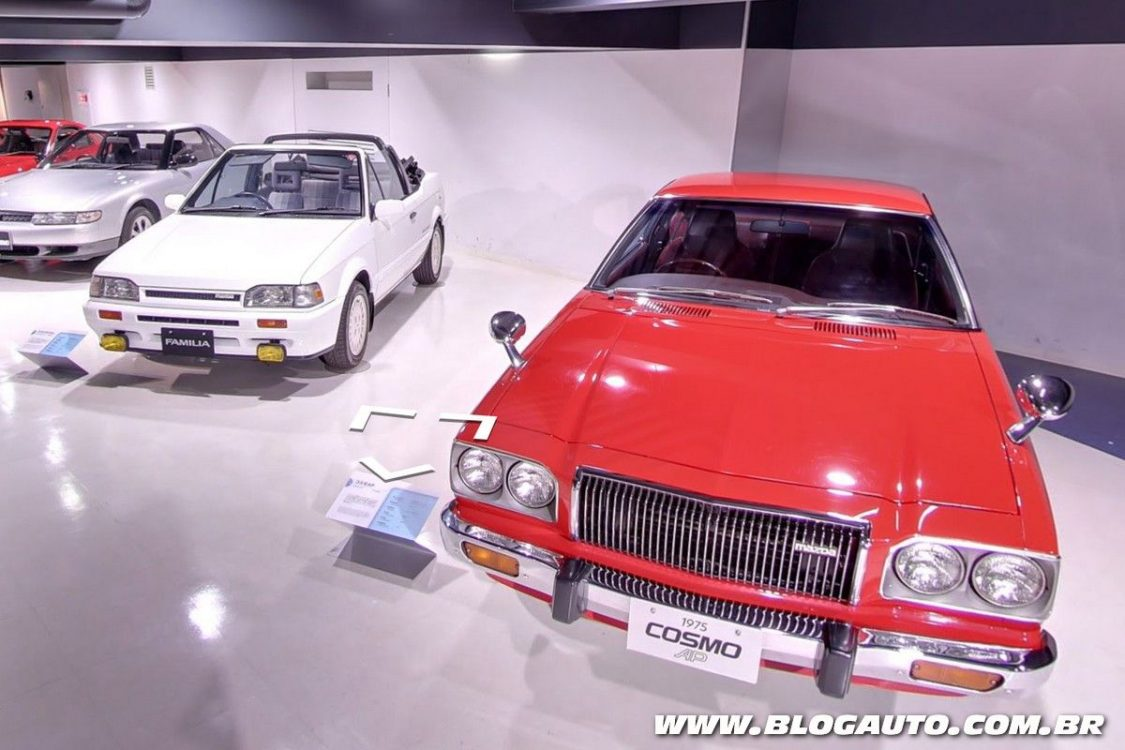 Visite o museu da Mazda agora mesmo, veja como