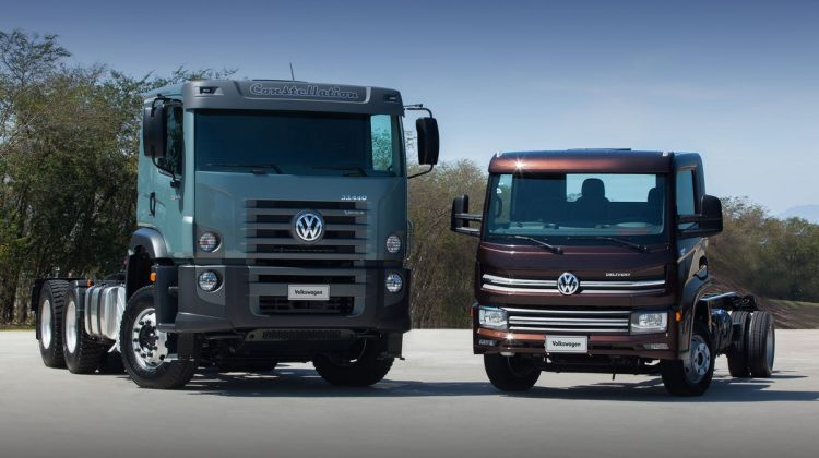 Volkswagen Delivery e Volkswagen Constellation
