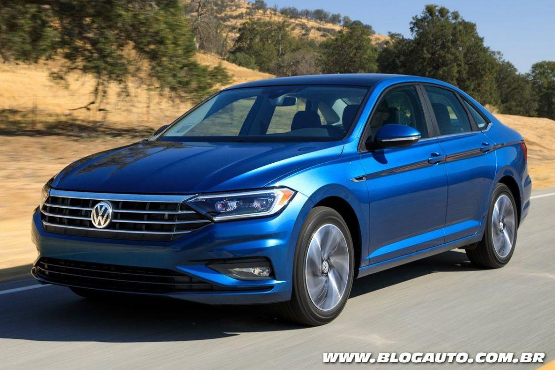 Volkswagen Jetta 2019 chega ao Brasil no fim do ano
