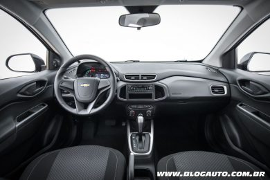 Chevrolet Onix Advantage 2018