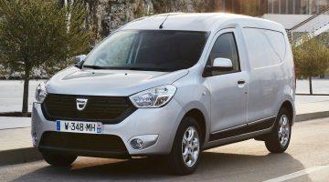 Dacia Dokker servirá de base para o novo Renault Kangoo 2018