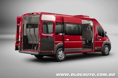 Fiat Ducato 2018 Minibus