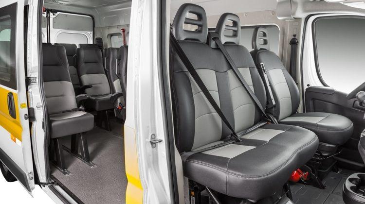 Fiat Ducato 2018 Interior