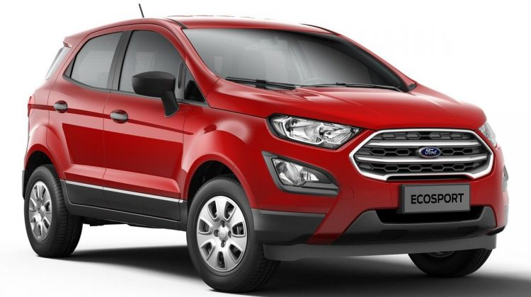 Ford EcoSport SE Direct 2019