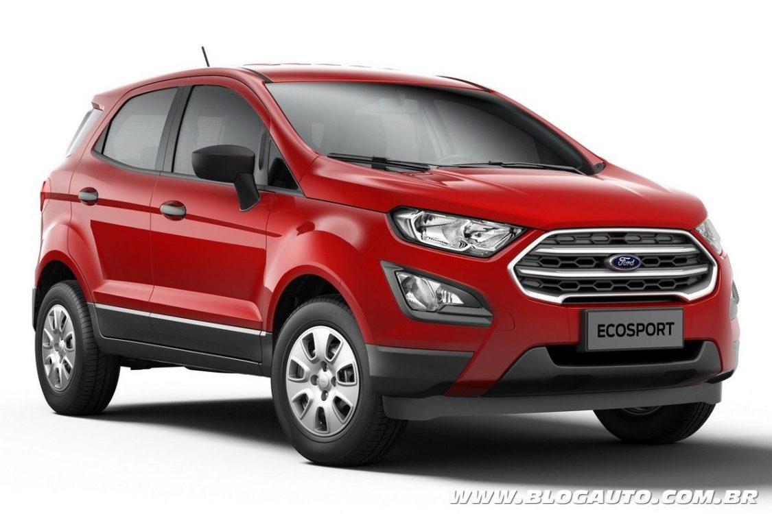 Ford EcoSport SE Direct estreia voltado para PcD