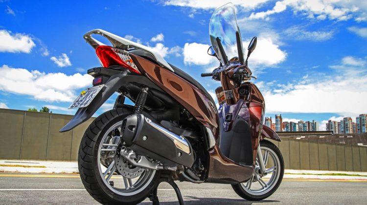 Honda SH 300i 2018