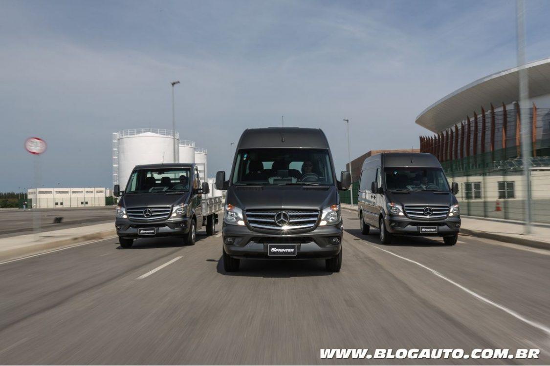 Mercedes benz sprinter volta a liderar no mercado nacional for Sprinter mercedes benz