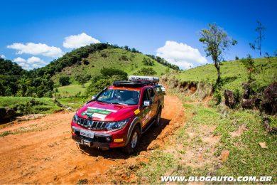 Rali de aventura Mitsubishi Outdoor