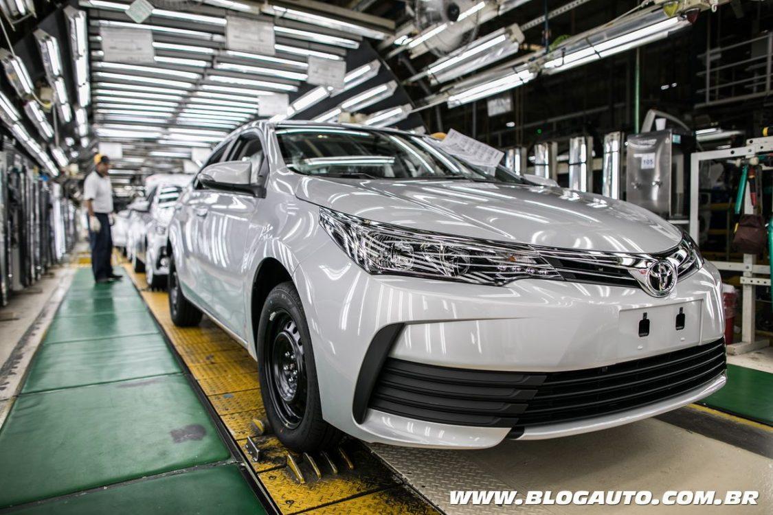 Toyota comemora 60 anos de história no Brasil