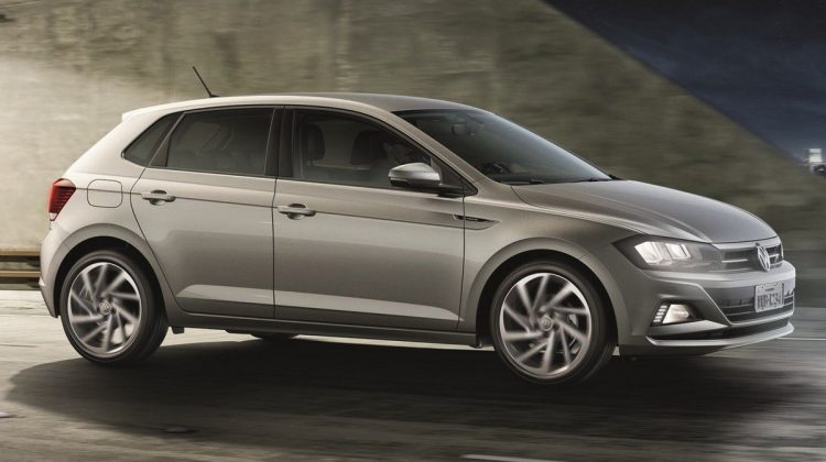 Novo VW Polo foi um dos mais vendidos em janeiro de 2018