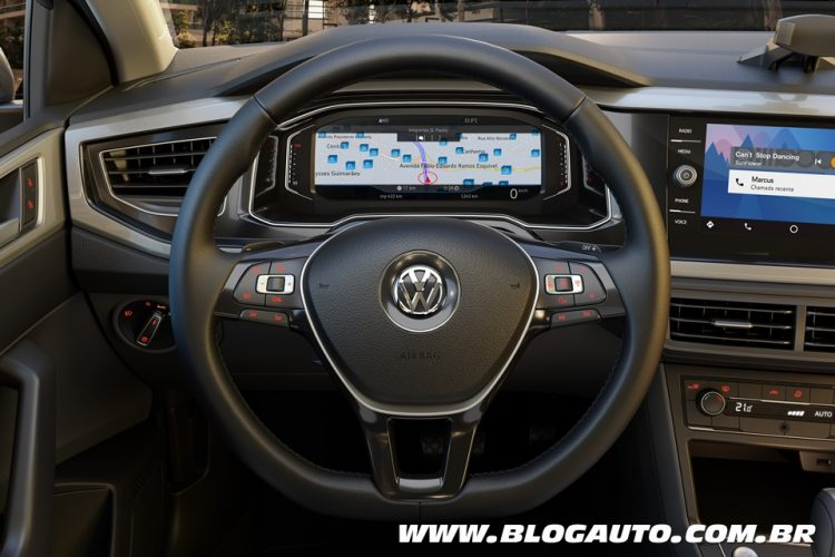 Volkswagen Virtus 2018 - Active Info Display