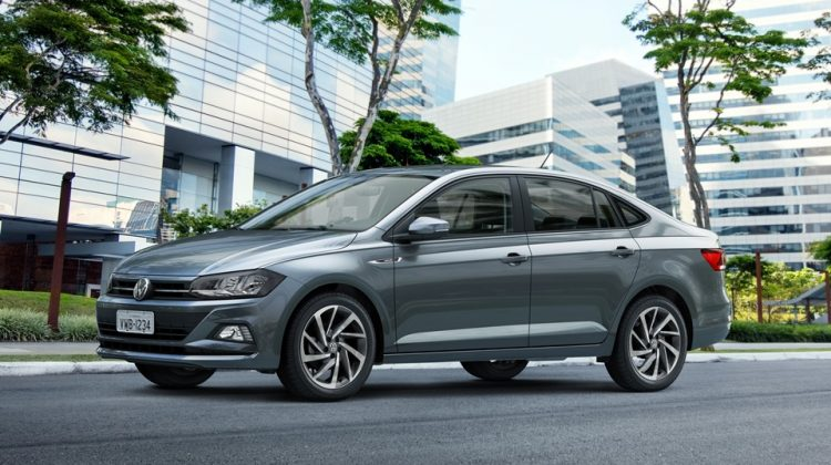 Volkswagen Virtus 2018 - Highline 200 TSI