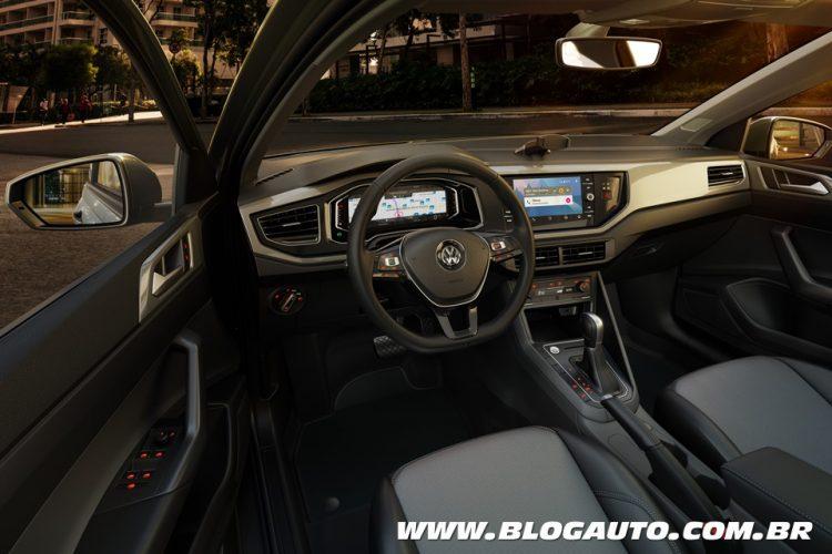 Volkswagen Virtus 2018 - Painel